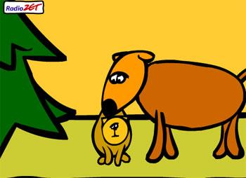 Наряжаем елку... котами! (flash прикол)