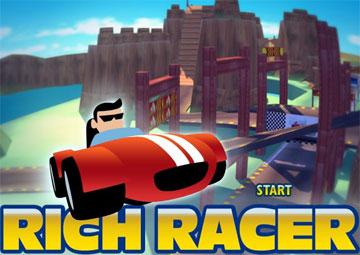 Rich Racer - гоняемся на авто