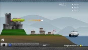 Sandcastle – Ancient Invasion (flash игра)