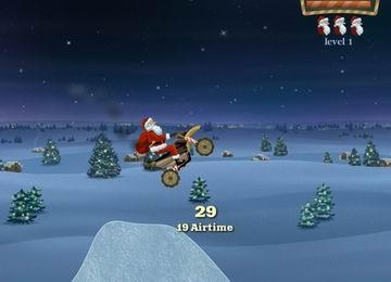 Santa Rider (flash игра)