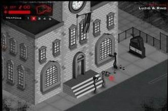 Shift Heads – Street Wars Prologue (flash игра)