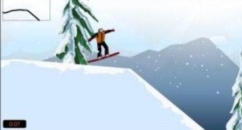 Snow Surfing (flash игра)