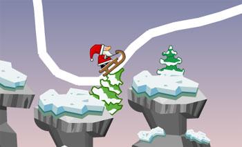 Snowline - Нарисуй путь для Деда