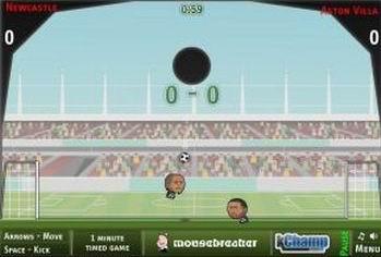 Sports Head Football Championship (flash игра)