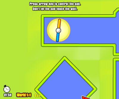 Straight Up Spinning (flash игра)