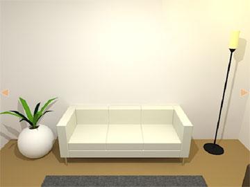 Любителям наших комнат: очередная комната!