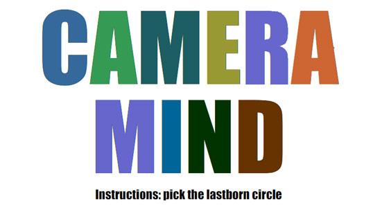 Тест-тренажёр памяти Camera Mind