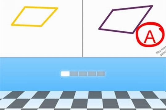 Тест на зрительную память (flash)