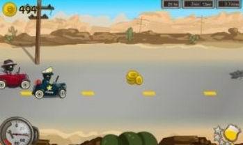 The Soul Driver (flash игра)