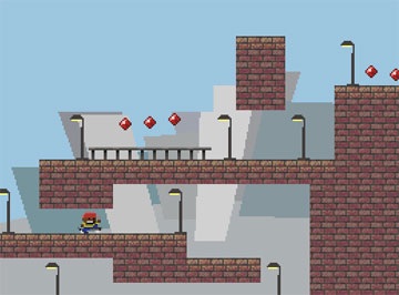 Tiny Hawk (flash игра)