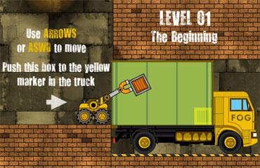Truck Loader (flash игра)