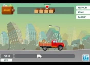 Truckster 3 (flash игра)