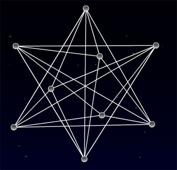 Untangle - Распутай ниточки