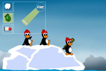 Conquer Antartica (flash игра)
