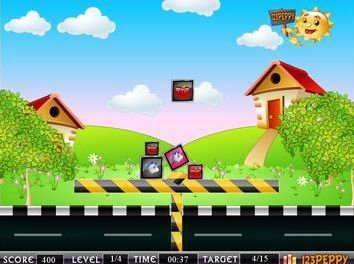 Balancing Boxes (flash игра)