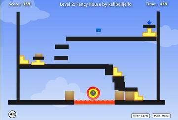 Boxheaded Level Package flash игра