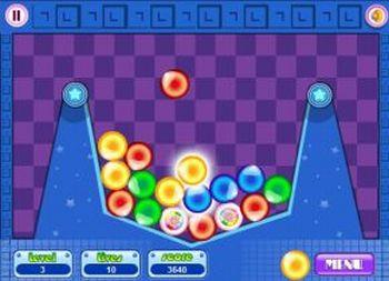 Bubble Gum Run (flash игра)