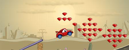 Car Eats Car 2 – Mad Dreams (flash игра)
