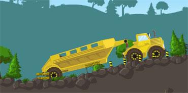 Dump Truck 3 (flash игра)