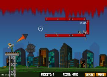 Flaming Zombooka (flash игра)