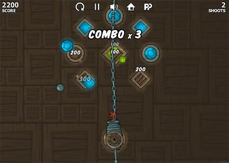 Gem Cannon 2 (flash игра)