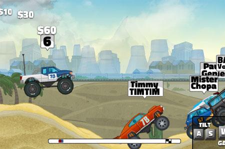 Grand Truckismo (flash игра)
