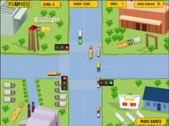 Highway Traffic (flash игра)