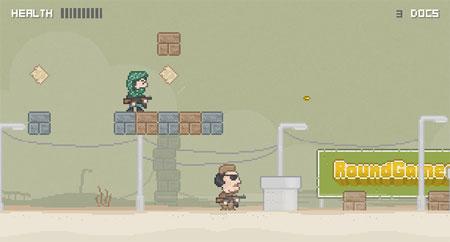 Kadaffi Land (flash игра)