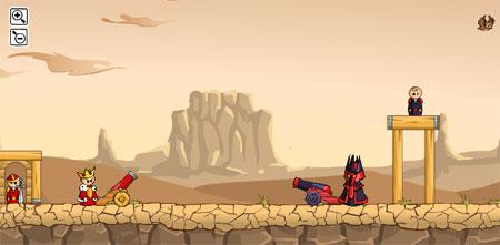 King's Game 2 - Warlocks (flash игра)