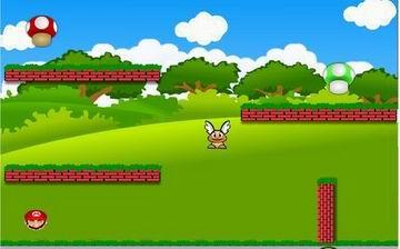 Mario Bounce (flash игра)