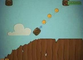 Over the Moon (flash игра)