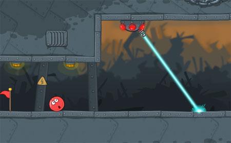 Red Ball 4: Volume 3 (flash игра)