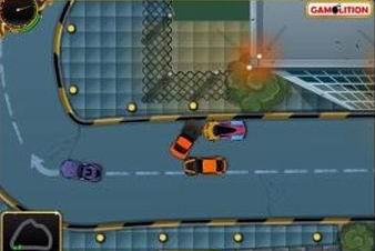 Underground Racing Kings (flash игра)