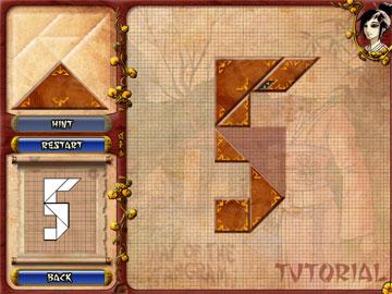 Way of the Tangram Extra (flash игра)