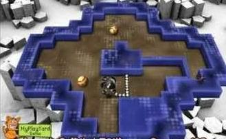 Xonix 3D - Level pack (flash игра)