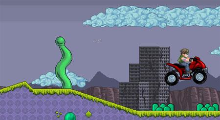 Zombie Motorcycle 2 (flash игра)