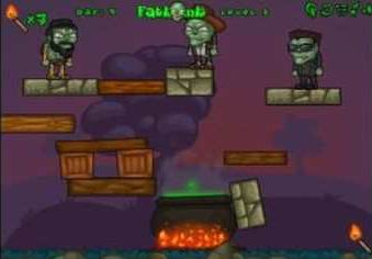 Zombies For Soup (flash игра)