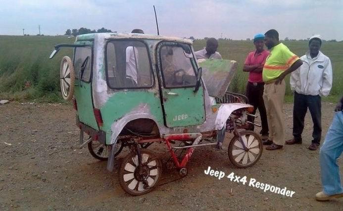 Jeep 4x4 Responder