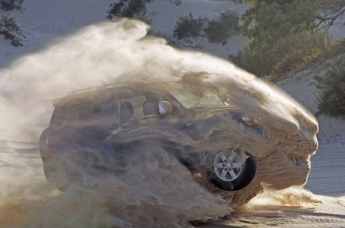 Почему пыль оседает медленно?