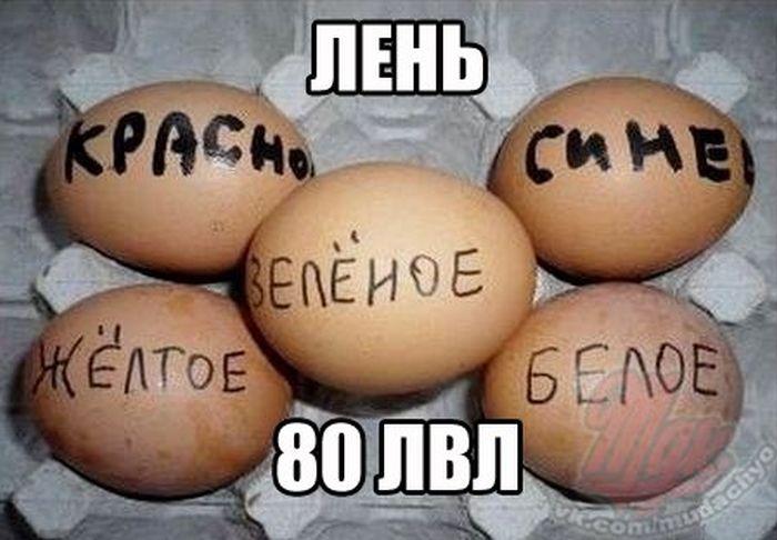 Лень 80 lvl
