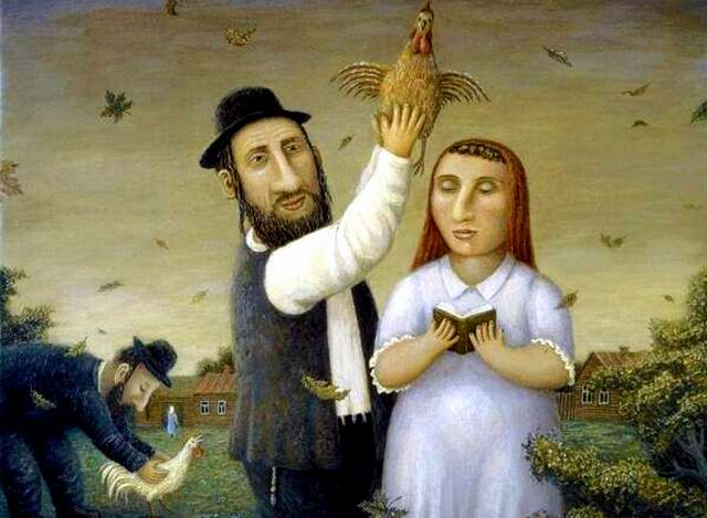 Одесса. Обычная еврейская семья