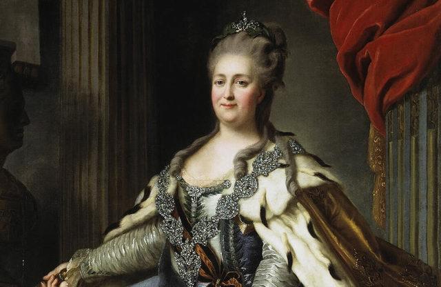 15 интересных фактов из жизни Екатерины II