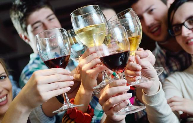 Культура распития алкогольных напитков и тест на трезвость