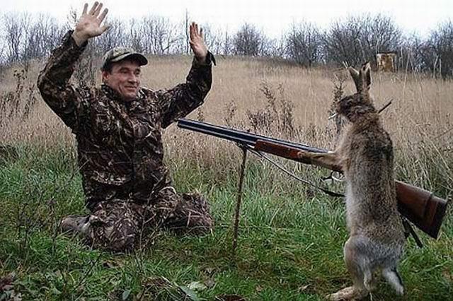 Американец приехал в Россию на зимнюю охоту
