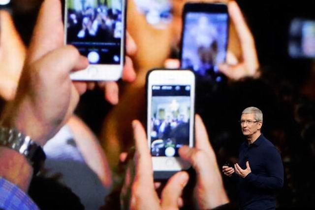 Вчера посмотрел презентацию нового iPhone от Apple
