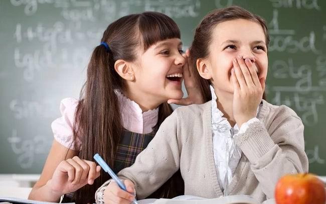 Кто самая красивая девочка в классе?