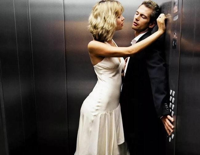 Как развеселить себя в лифте