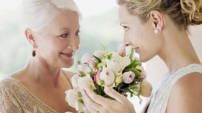 Мать спрашивает у дочери, недавно вышедшей замуж