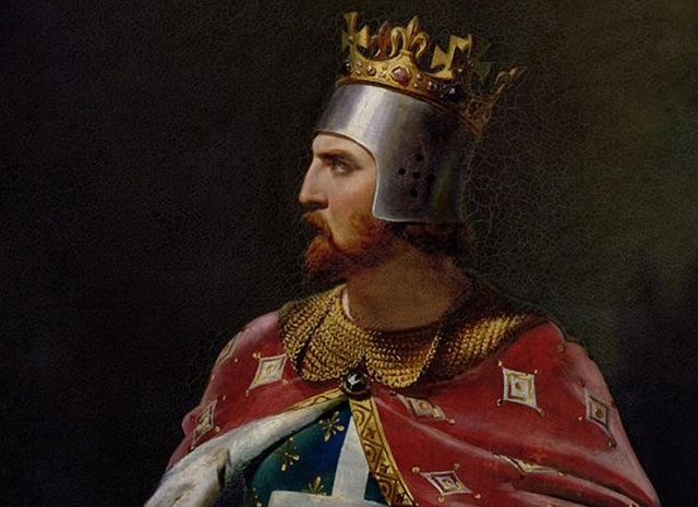 Английский король Ричард Львиное Сердце
