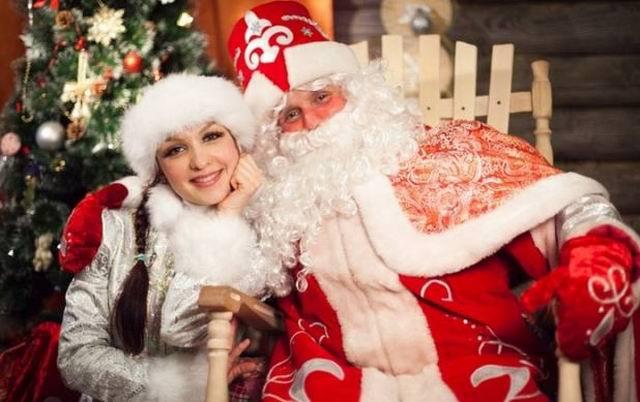 Чем отличается Дед Мороз от Санта-Клауса